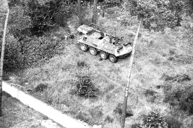 BTR60 PU Clothes Horse