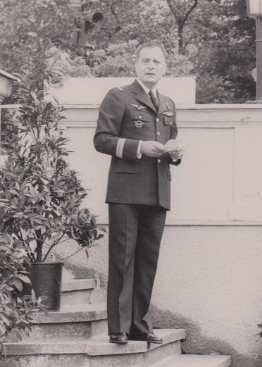 L'un de nos chefs disparu le Colonel Czernij