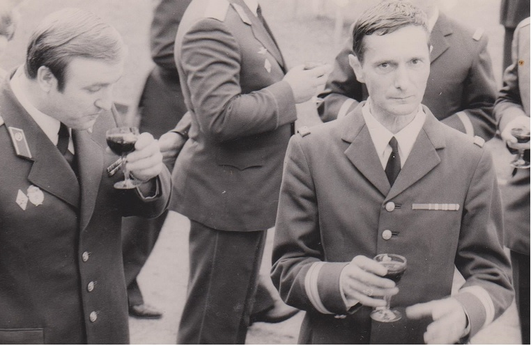 Le lieutenant-colonel Girardot