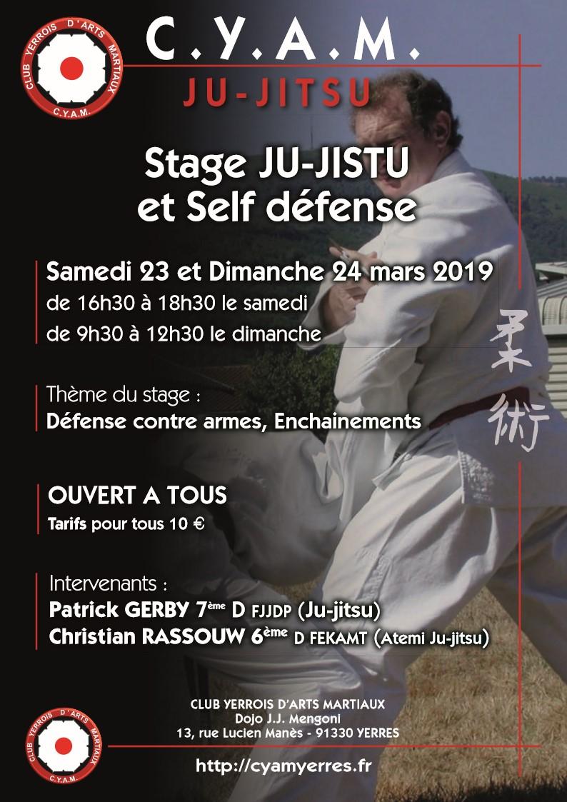 Stage à Yerres
