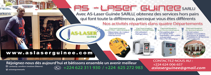 As-Laser Guinée