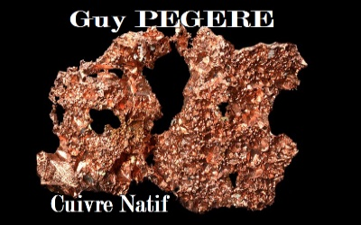 Guy PEGERE Mine de Cuivre 43