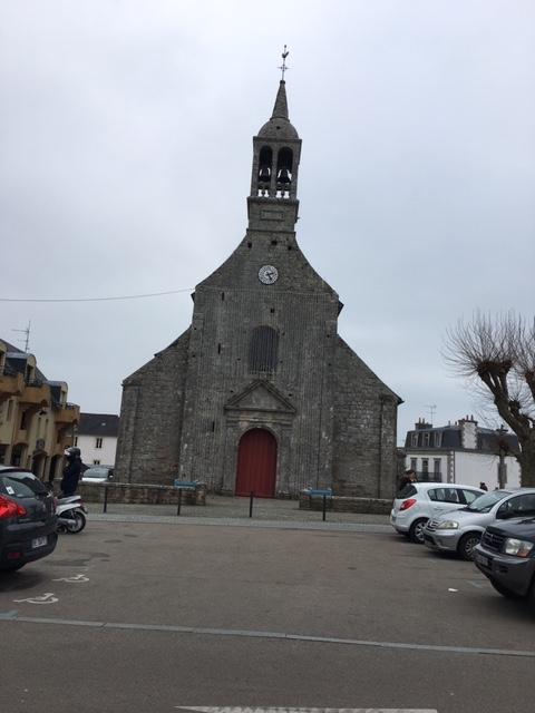 1-L'église de Fouesnant 29170