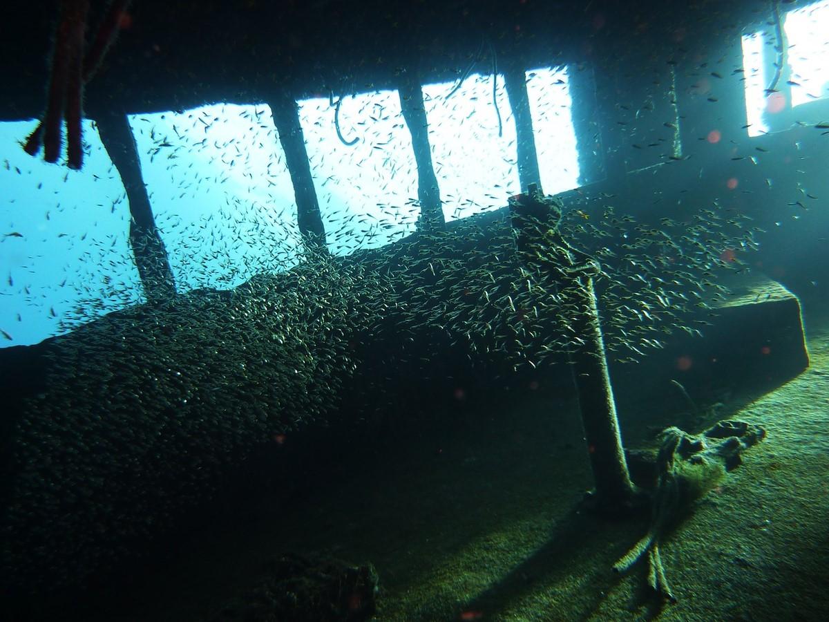 Photo de mer épave 20