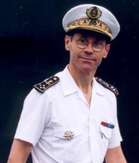 L'Amiral Thierry D'Arbonneau nous quitte !