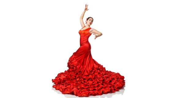 Bailarina andaluza