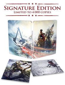 Assassin's Creed III Edition Signature Steelbook