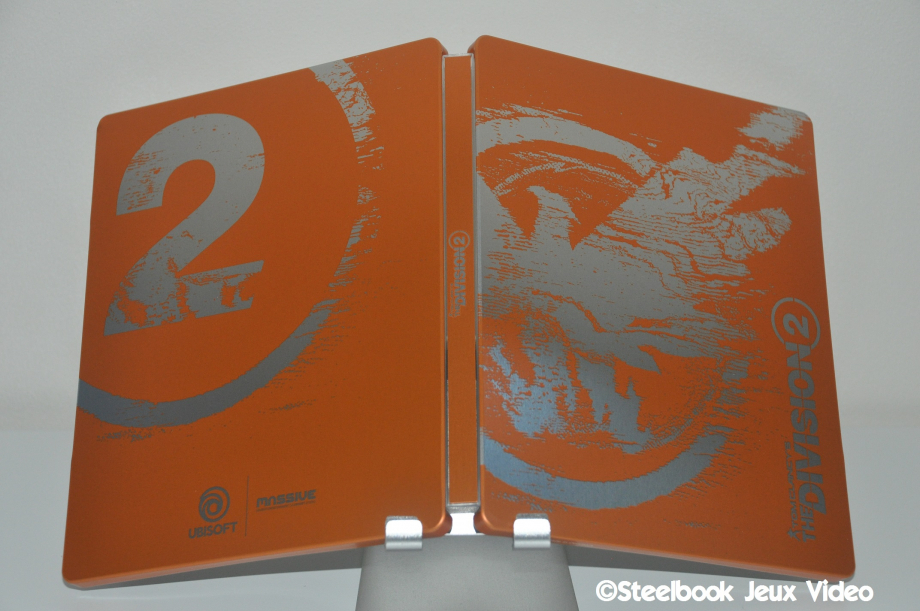 Steelbook The Division 2 Edition Phoenix Shield