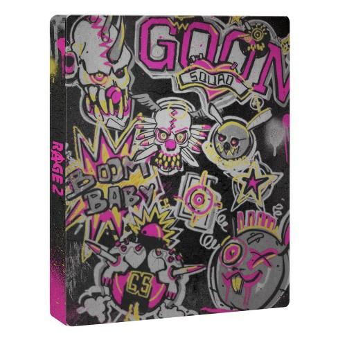 Steelbook de l'Edition Collector