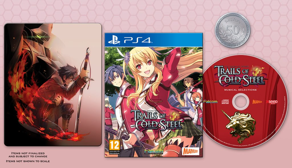 The Legend of Heroes: Trails of Cold Steel - Decisive Edition