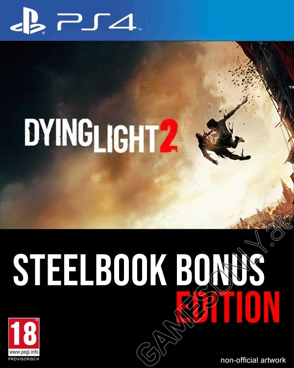 Edition Steelbook Dying Light 2