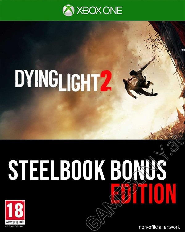 Edition Steelbook Dying Light 2