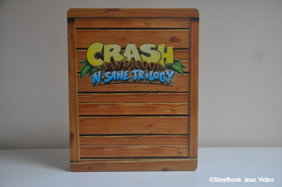 FuturePak Crash Bandicoot N-Sane Trilogy