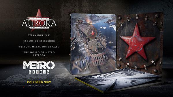 Steelbook Metro Exodus Steelbook FuturePak Edition Collector Limited SteelbookV SteelbookJeuxVideo Steelbookcollection Steelbookcollector Steelbookaddict PS4 XboxOne