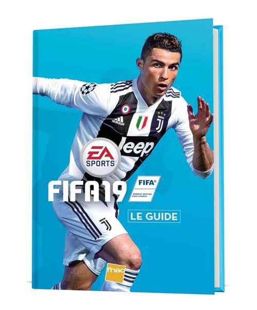Guide FIFA 19 offert pour l'achat du collector à la FNAC