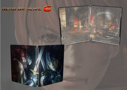 Le Steelbook Dead Or Alive 6