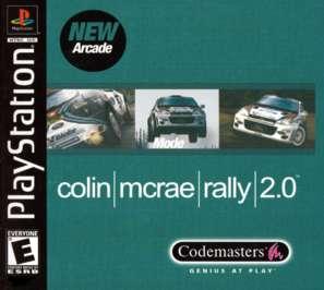Colin McRae Rally 2.0 - steelbook dirt rally 2.0