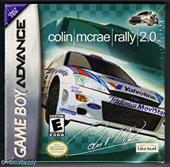 Colin McRae Rally 2.0 - steelbook dirt rally 2.0