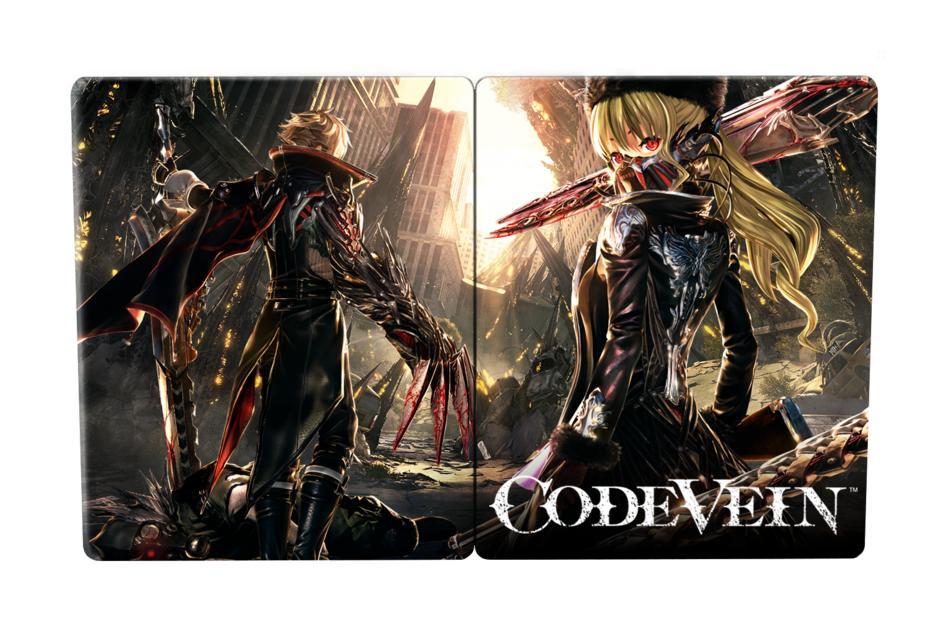 FuturePak du jeu Code Vein (No Steelbook)
