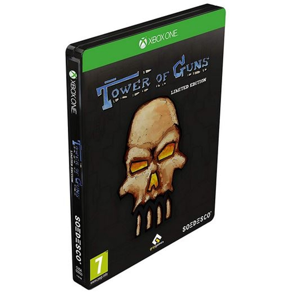 Tower Of Guns Steelbook Edition