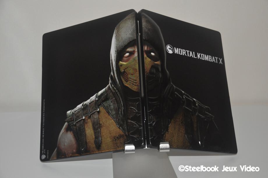 FuturePak Mortal kombat X