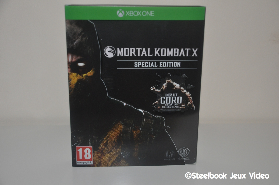 FuturePak Mortal kombat X