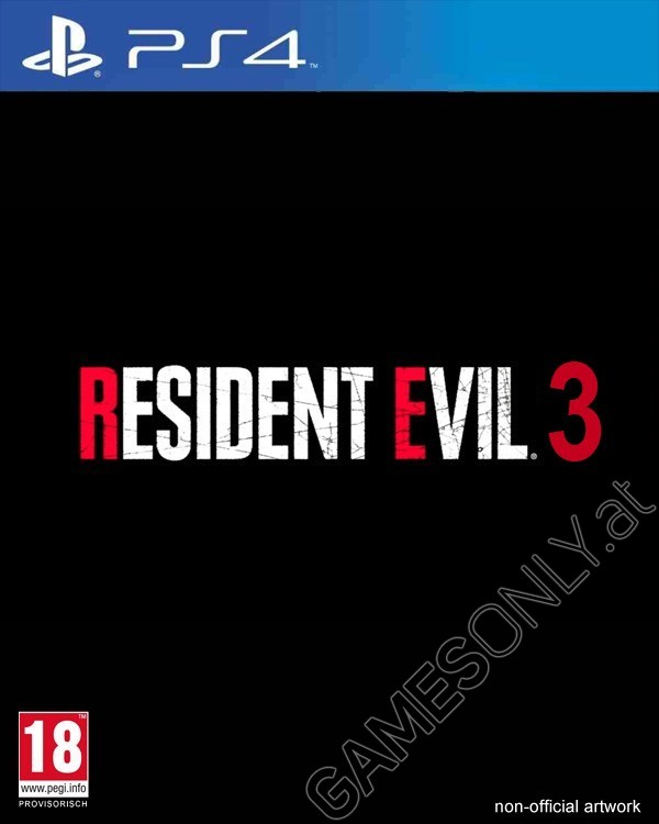 Resident Evil 3 Steelbook Xbox One Ps4