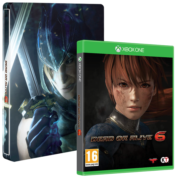 Dead Or Alive 6 + le Steelbook sur Xbox One
