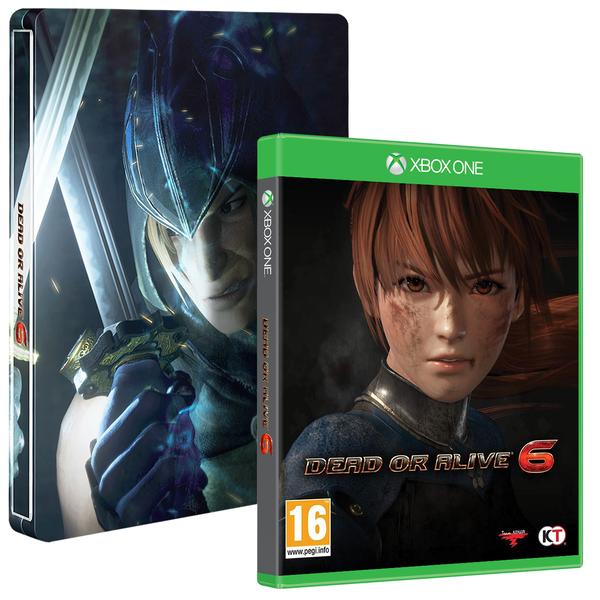 Dead Or Alive 6 + le Steelbook sur Xbox One