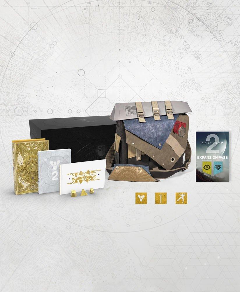 Edition Collector Destiny 2 sur PS4 avec Steelbook