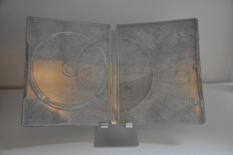 Photo du Steelbook présent dans le collector
