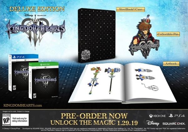 Version Deluxe du jeu présent dans le Pack