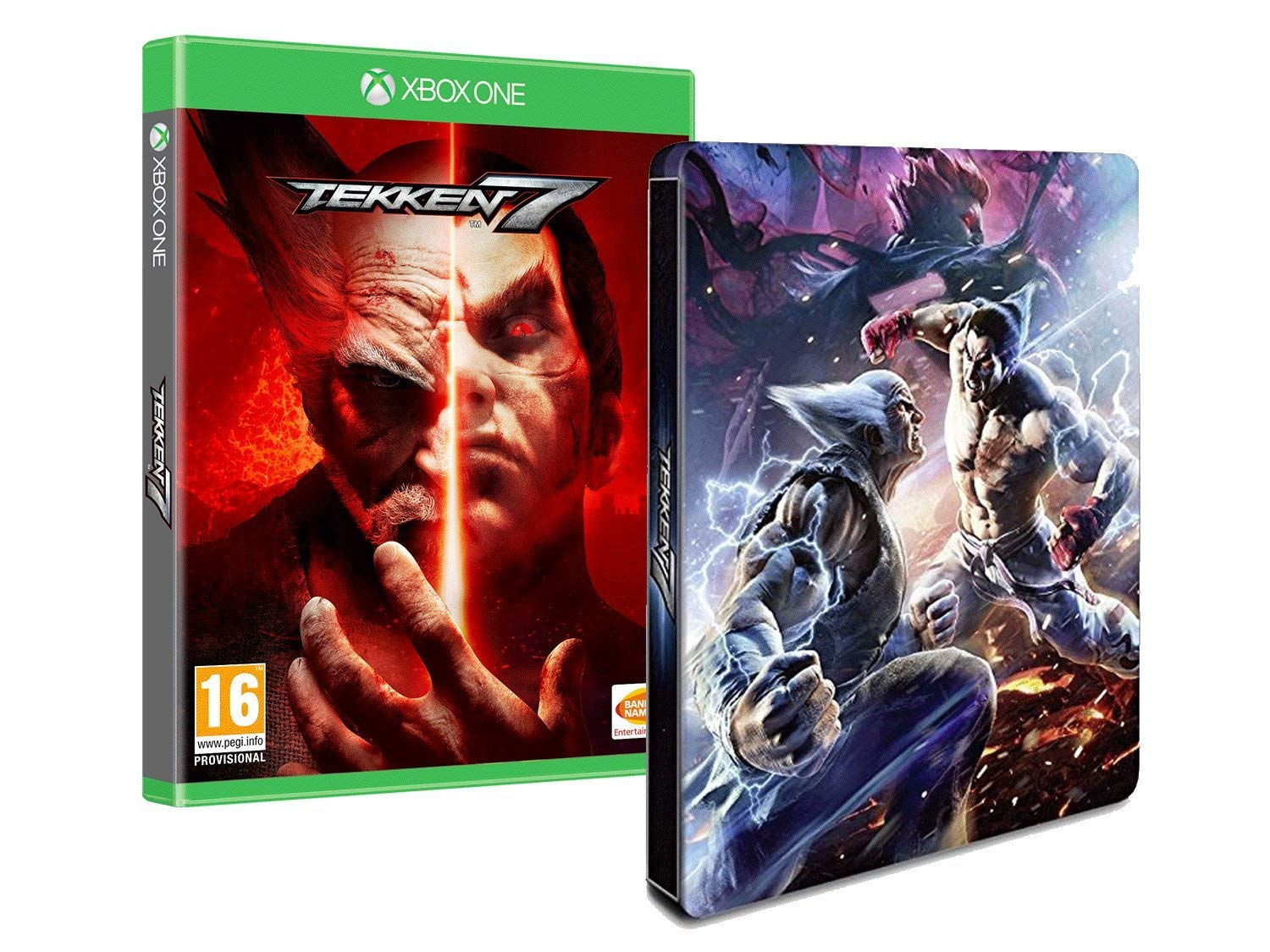 Steelbook Jeux Video Xbox One PS4 Soldes Collector FuturePak