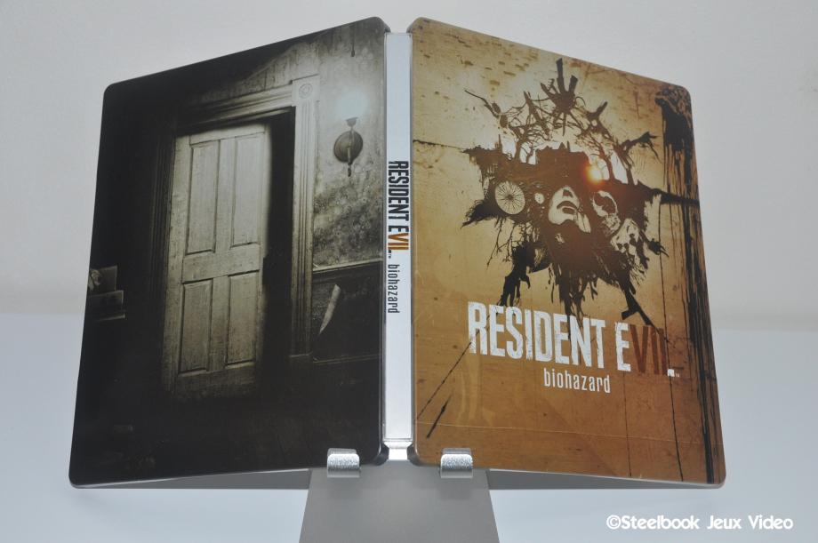 Steelbook Resident Evil 7 - Biohazard