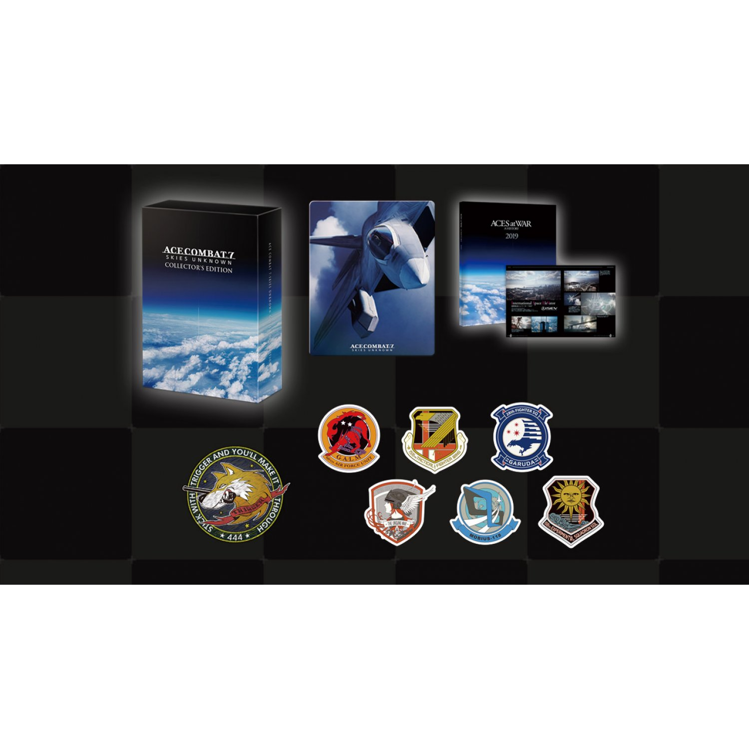 Steelbook FuturePak Ace Combat 7 Steelbook Jeux Video SteelbookV Edition Collector