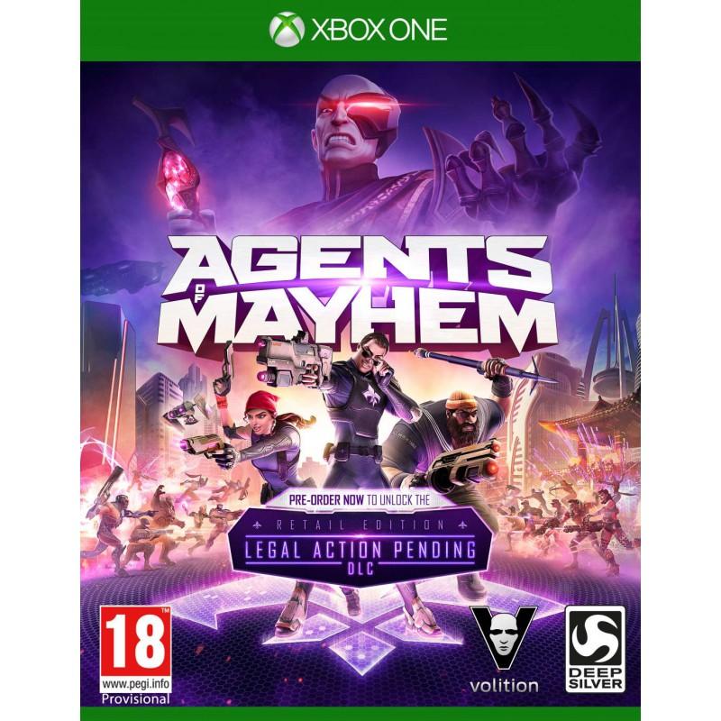 Steelbook FuturePak Jeux Video SteelbookV Agents Of Mayhem