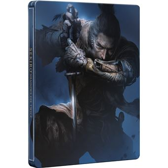 Steelbook Sekiro : Shadows Die Twice