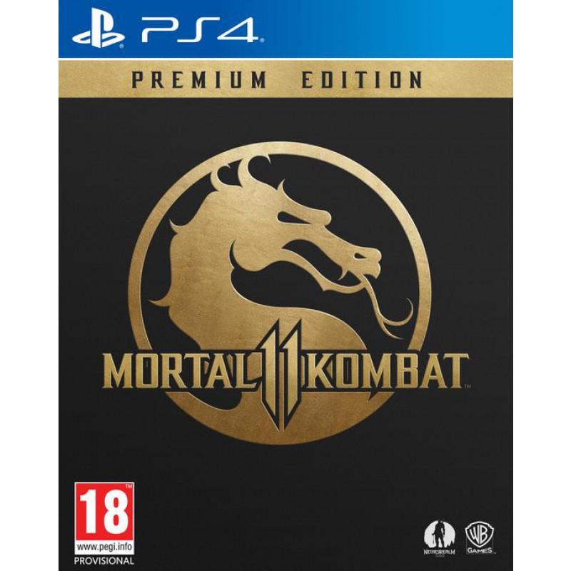 Premium Edition avec FuturePak - PS4