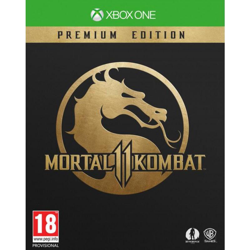 Premium Edition avec FuturePak - Xbox One