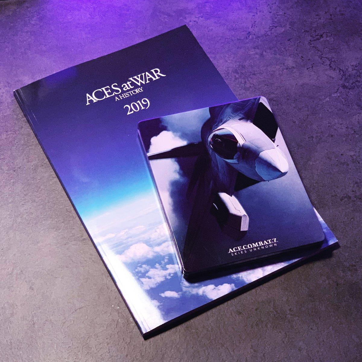 Steelbook et Artbook de Ace Combat 7