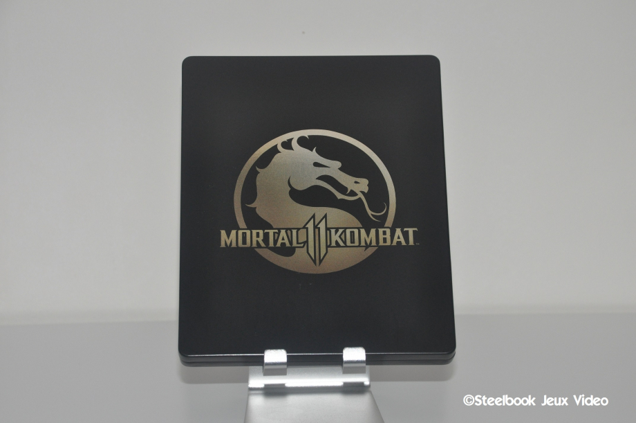 Steelbook FuturePak Mortal Kombat 11 MK11 Edition Kollector Collector Edition Premium