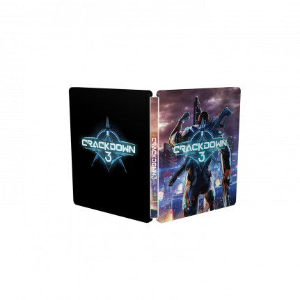 Steelbook FuturePak Crackdown 3 Steelbook Jeux Video SteelbookV