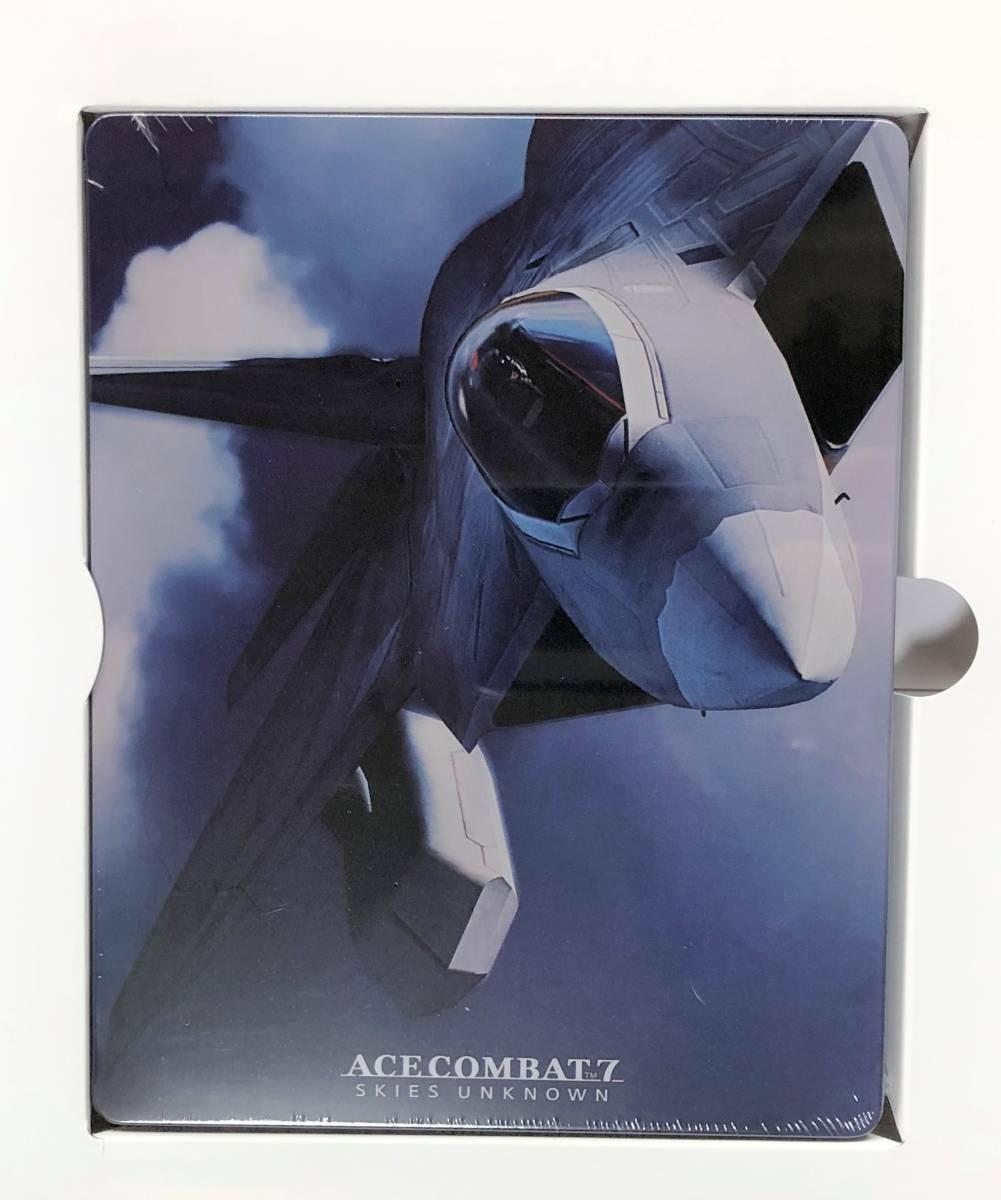 Ace combat 7 Steelbook FuturePak Edition Collector Limited SteelbookV SteelbookJeuxVideo Steelbookcollection Steelbookcollector Steelbookaddict PS4 XboxOne