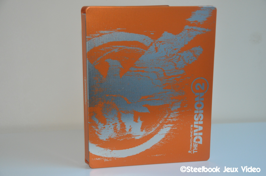 The Division 2 Steelbook Edition Collector The Phoenix Shield