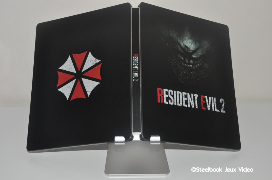 Steelbook Resident Evil 2