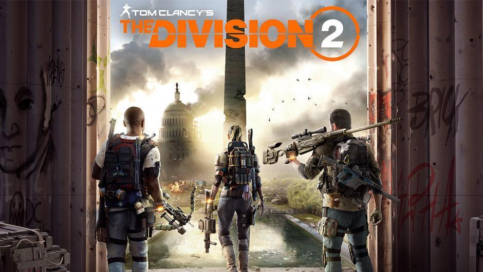 steelbook the division 2