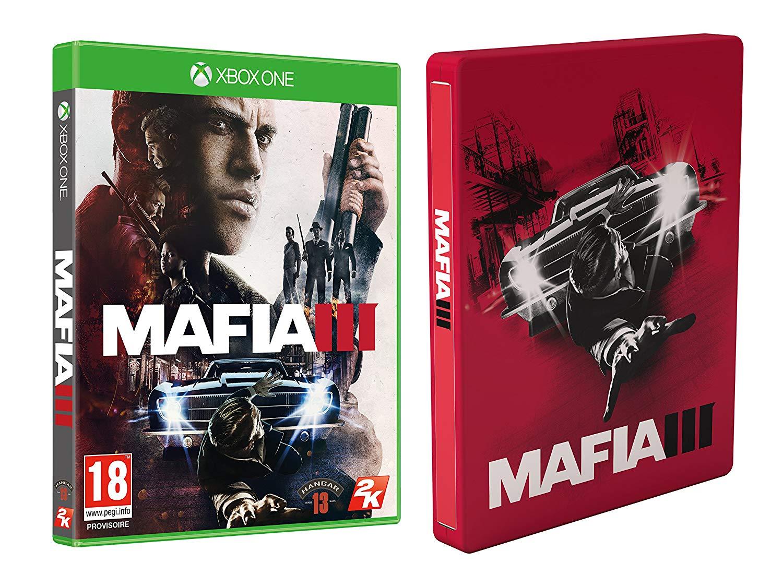 Mafia 3 - Steelbook - Xbox One