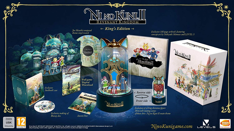 Ni No Kuni II kings Edition
