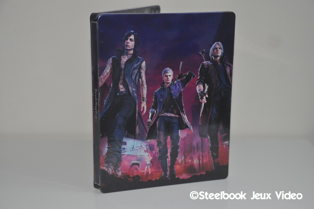steelbook devil may cry 5