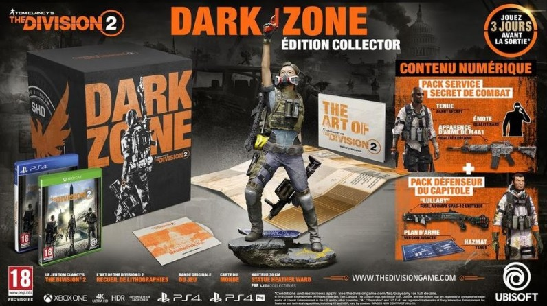 Edition Dark Zone The Division 2